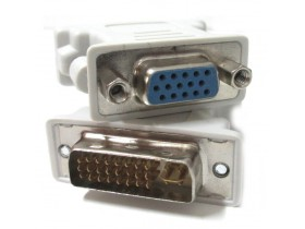 DVI 24+5(M) to VGA 15 PIN