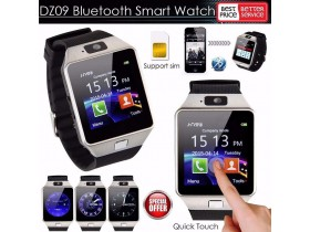 DZ09 smart watch - sivi