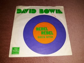 David Bowie- Rebel Rebel- 1974. god.