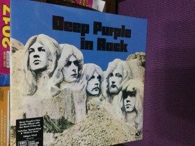 Deep Purple- In Rock. Novo