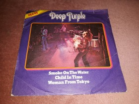 Deep Purple- Smoke On The Water- 1977. god.