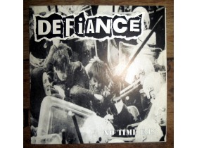 Defiance - No Time E.P.
