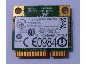 Dell Broadcom DW1530 mini PCIe WiFi Wireless kartica