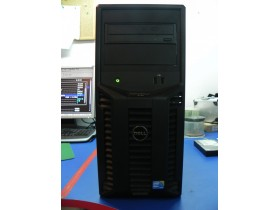 Dell PowerEdge T110 - tower - Xeon X3430 2.4 GHz - 4 GB