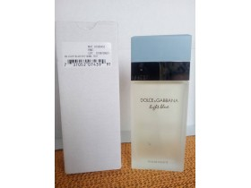D&G Light Blue ORIGINAL TESTER- letnji i divan