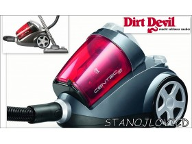 Dirt Devil usisivac Centec2300W Made in Germany Odlican