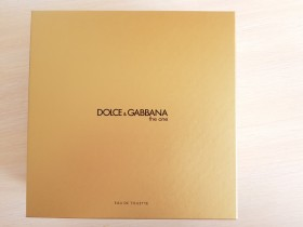 Dolce Gabanna the one set gift