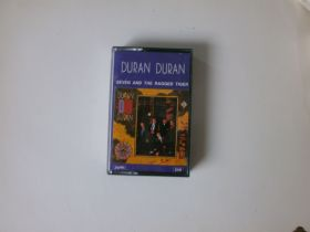 Duran Duran - seven and the tiger