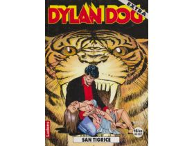 Dylan Dog Ludens Extra 37 San tigrice