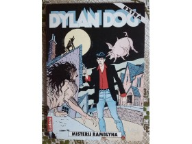 Dylan Dog - Ludens extra 64 - Misterij Ramblyna