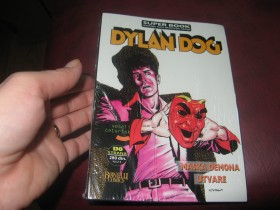 Dylan Dog Super book br. 31 - u foliji!