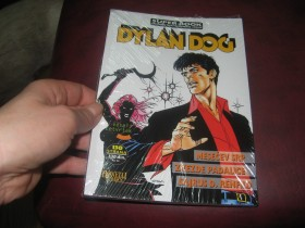 Dylan Dog Super book  br.35  u foliji!