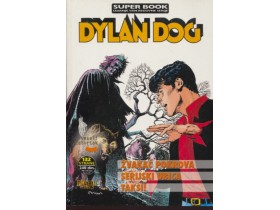 Dylan Dog VČ Superbook 11 Žvakač pokrova