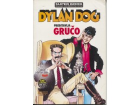 Dylan Dog VČ Superbook 2 Gručo