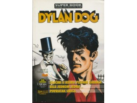 Dylan Dog VČ Superbook 5 Zločini u ritmu