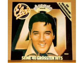 ELVIS PRESLEY - 40 Greatest Hits (2 x LP)