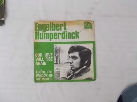 ENGELBERT HUMPERDINCK - OUR LOVE WILL RISE AGAIN
