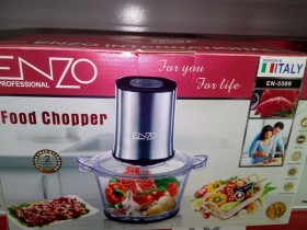 ENZO -Professional food chopper- 400W