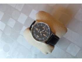 ESPRIT Military  Style Date Watch All Stainles Steel