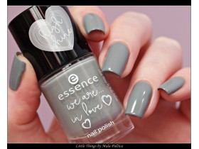 ESSENCE 01 I HAVE GREY-T TIMES WITH YOU
