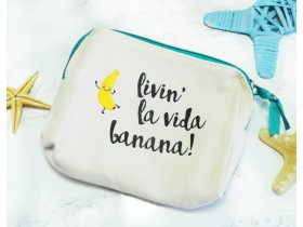 ESSENCE CUBANITA COSMETIC BAG