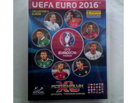 EURO 2016 ADRENALIN XL Binder plus set osnovnih kartica
