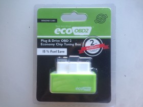 Eco OBD2 Chip Tuning čipom BENZIN Bluetooth ELM327 OBD