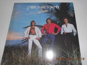 Emerson , Lake & Palmer - Love Beach (Mint German press