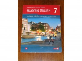 Enjoying english 7, Udzbenik i radna sveska