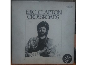 Eric Clapton - Crossroads 6 lp Box Set (RTB)