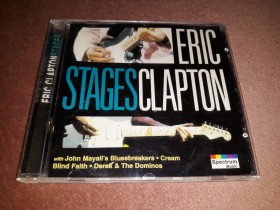 Eric Clapton- Stages- 1998. god.- Kanadsko izdanje