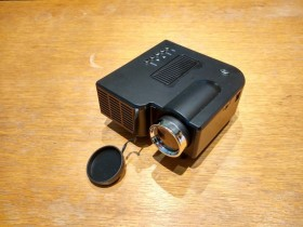 Excelvan mini led projector
