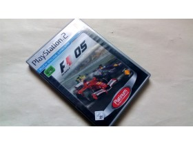 F1 2005 platinum - igra za SONY PLAYSTATION 2