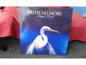 FAITH NO MORE 2LP-ANGEL DUST NOVOOOO