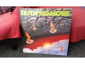 FAITH NO MORE 2LP-REAL THING NOVOOOO