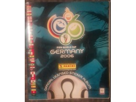 FIFA 2006 - GERMANY 2006 - WORLD CUP - ALBUM
