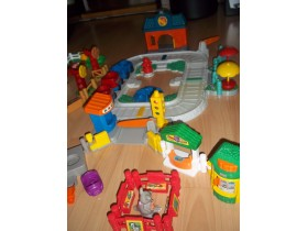 FISHER PRICE-MATTEL  igracke -razno