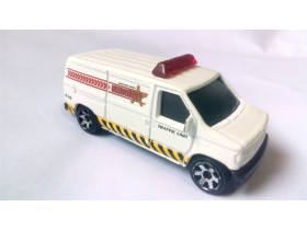 FORD PANEL VAN, Matchbox, 1:80, SHERIF car,  1999.god