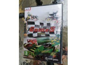 Fan Racing games collection