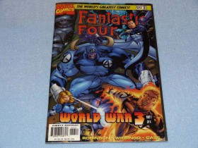 Fantastic Four v2 13 (Marvel 1997) ***GLANCER***