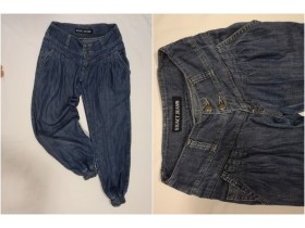 Farmerke  EXACT JEANS  baggy casual  38/M 100% cotton