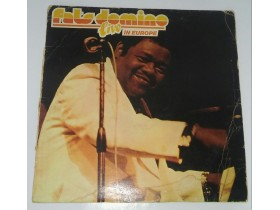 Fats Domino-Live in Europe