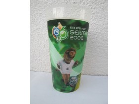 Fifa World Cup Germany - plasticna 3D hologram casa 3