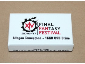 Final Fantasy 14 - 16GB USB (limit.edit.) + Oprema