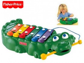 Fisher Price 2u1 Ksilofon