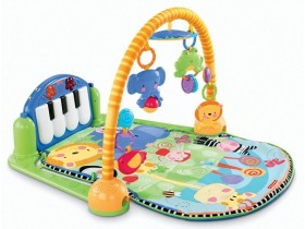 Fisher-Price Kick and Play Piano podloga za igru