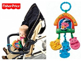 Fisher Price Privezak Farma
