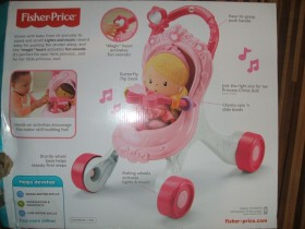 Fisher Price guralica 2 in 1