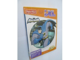 Fisher-Price iXL Learning System Software Batman