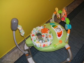 Fisher Price skakalica-novo-